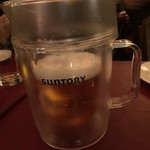 マジックレストラン&バーGIOIA 銀座 - 生ビール