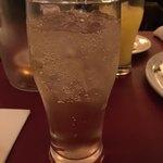 マジックレストラン&バーGIOIA 銀座 - ハイボール