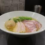 麺や福はら - ☆塩もGood!!(*^_^*)☆