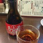 博多麺房 赤のれん - 紹興酒