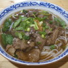 タイ料理 サイフォン - 料理写真:クイティオ・ヌア (牛すじ煮込みラーメン)
