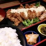 さつま翁 - チキン南蛮定食