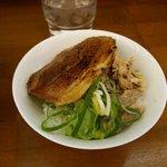 札幌らーめん Tunatori - ミニチャーシュー丼