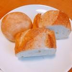 厨 Sawa - 単品注文のパン 200円