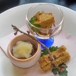 宮本屋 - 前菜