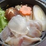 宮本屋 - てっちり小鍋