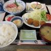 蔦屋 - 料理写真:特製ホタテ定食 2500円 (2018.1)
