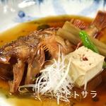 中洲鷹勝 - 素材を活かした魚や野菜の煮物料理