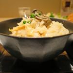 80345325 - 牡蠣の炊き込みご飯