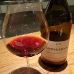 ヒロト - 赤ワイン:ショレイ・レ・ボーヌ
