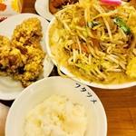 極濃湯麺 フタツメ - フタツメ様で頼んだ料理【料理】