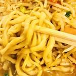 極濃湯麺 フタツメ - 麺リフト【料理】