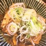 80347569 - 180120土 東京 やまとや 肉豆腐450円