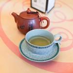 粥菜坊 - 朝鮮人参片烏龍茶