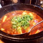 星萬 - 石鍋麻婆豆腐