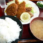 太田食堂 - ミックス定食