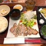 80351627 - 島豚ステーキ定食