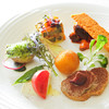 Ristorante FIORE - 料理写真:旬の食材を丁寧に仕込み提供します