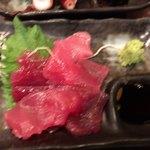 フルミチ  - 熟成マグロ刺身 300円