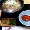 ふく福 - 料理写真:黒豚うどん(994円)