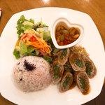 草木果 - 料理写真:週替わりソウモッカランチ(1100円税込)