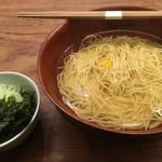 澄まし麺 ふくぼく -