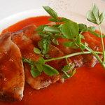 フィオーレ - 麦豚のマルサワインソース