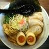 Shinasobamusouan - 料理写真:無双の海老醤油あっさり880円