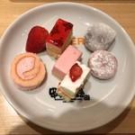 串家物語 - ケーキ