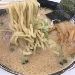 麺屋いたがき - 味噌の麺