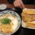 丸亀製麺 - 父親のラインナップはこちら