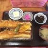 食事処 やまよ - 料理写真:あな天重定食(1300円)