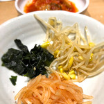 白雲台 - 牛タンバーグ定食