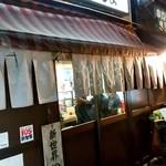 元祖串かつ だるま - 元祖串かつ だるま@新世界総本店 店舗入口