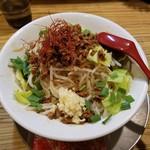 濃厚軍団 - 料理写真:「汁なし台湾まぜそば (780円)」