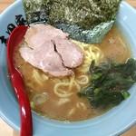 80368222 - ラーメン並、麺固め(オープン価格500円)