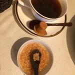ミー・ココ - ランチ+200円のコーヒー