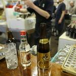80371077 - ホッピーと瓶ビール