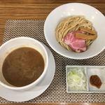 和 - 料理写真:「つけ麺」800円