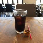 窯バル  &CUORE - アイスコーヒー