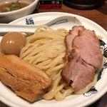 麺屋武蔵 - 武蔵つけ麺 1100円。