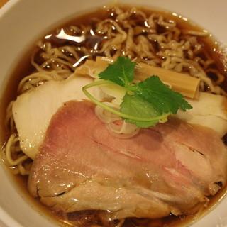 テラ - 料理写真:和出汁しょうゆ(780円)