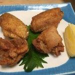 大衆割烹 三州屋 - 若鶏の唐揚げ