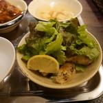 カムオーン - 野菜サラダ