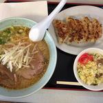 太久味 - 料理写真:よくばりセット味噌(840円)