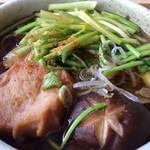 そば亭山彼方 - 料理写真:せり蕎麦