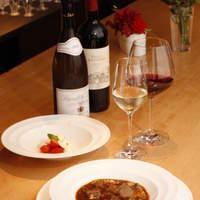 バークアドリフォリオ - お肉がとろとろの国産牛のビーフシチュー・ガージェリー風味は絶品