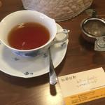 紅茶日和 - ドリンク写真:ジャスビレ茶園のヒマラヤンゴールド