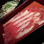牛禅 - 山形県産山形豚