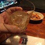 サントリー・オールドバー - ガツンとスモーキーな酒ですね